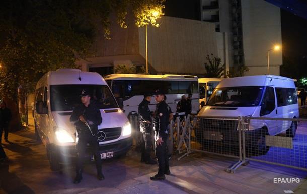 У Туреччині запобігли теракту в парламенті