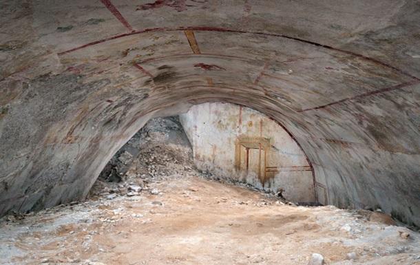 Во дворце императора Нерона обнаружили тайную комнату