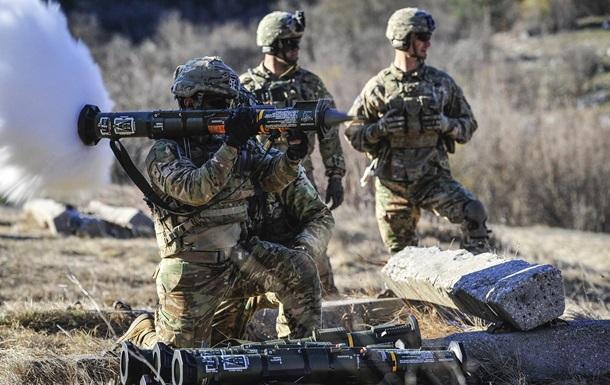 США почали серію військових навчань в Європі
