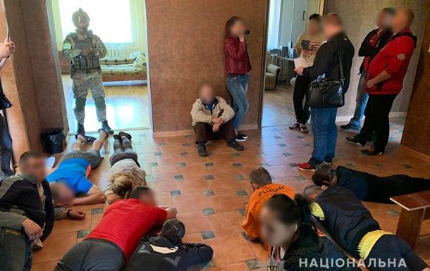 В Харькове 15 человек насильно удерживали в  реабилитационном центре
