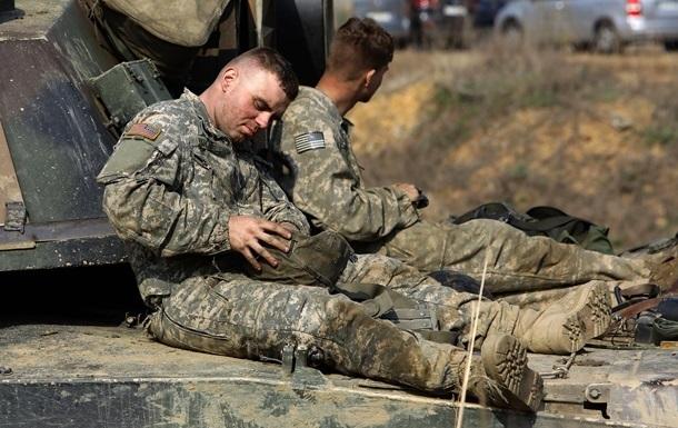 США підвищили рівень тривоги в Іраку і Сирії