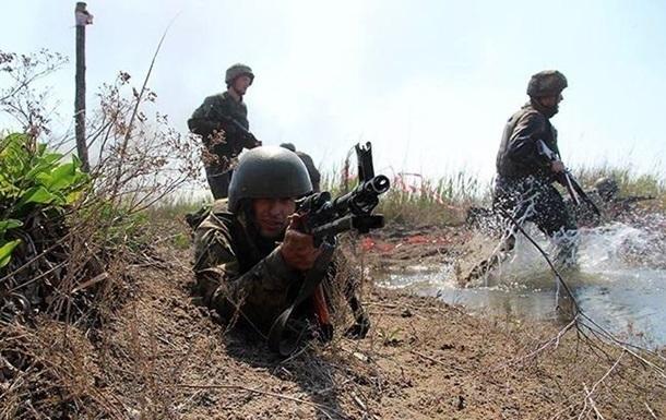 В ООС посилилися обстріли, ЗСУ збили безпілотник