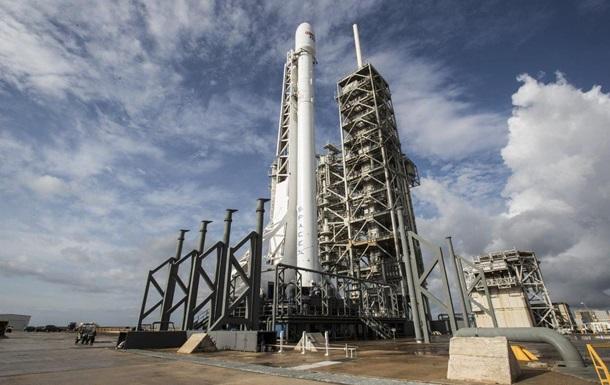 Первая попытка запуска интернет-спутников SpaceX провалилась