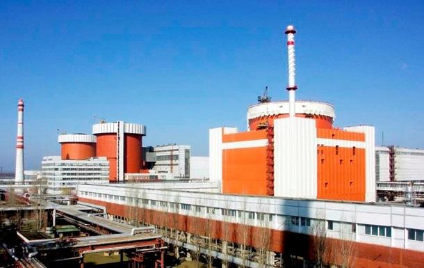 На Южно-Українській АЕС на півроку відключили енергоблок