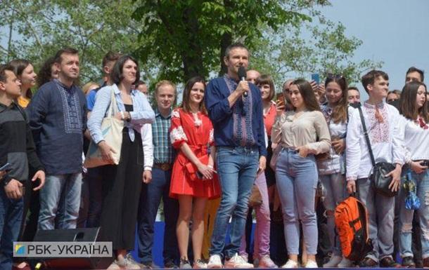 Вакарчук идет в Раду с новой партией