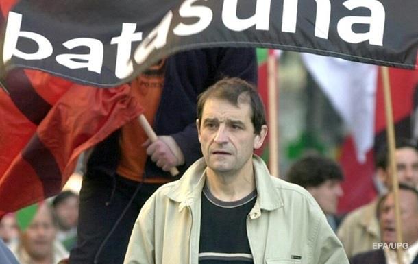 У Франції заарештовано колишнього лідера баскських терористів