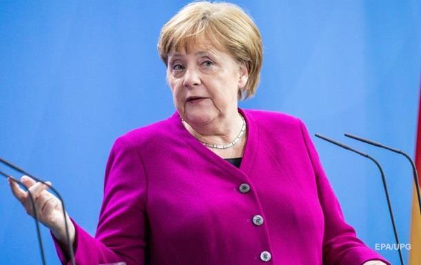 Меркель піде з політики через два роки