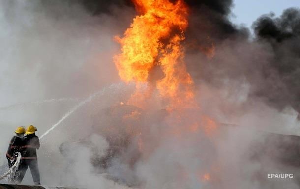 У Румунії стався потужний вибух на збройовому заводі