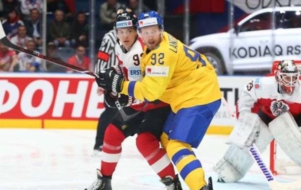 ЧМ по хоккею: Канада обыграла Францию, Швеция разгромила Австрию