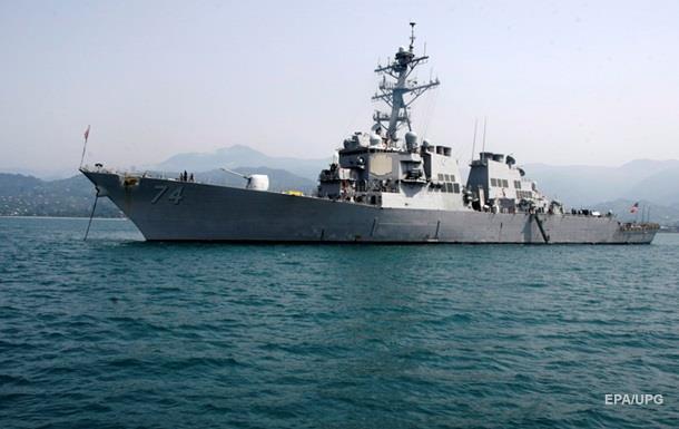 У Перську затоку увійшли ракетні есмінці США