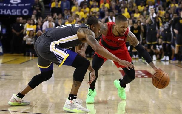 Плей-офф НБА: Голден Стейт збільшив перевагу в серії з Портлендом