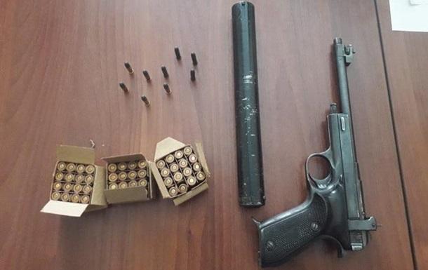 СБУ затримала торговця зброєю в Полтаві