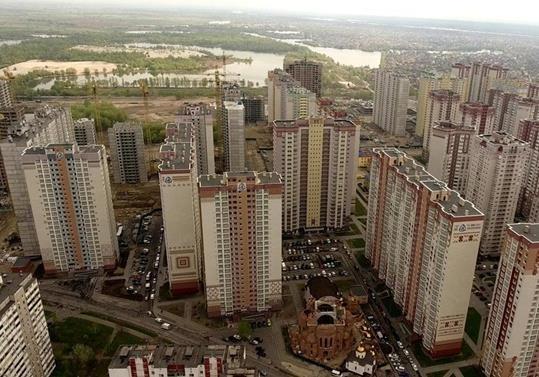 Как стройки Киева превращаются в горячие точки