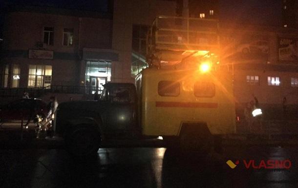 В Виннице молния попала в трамвай