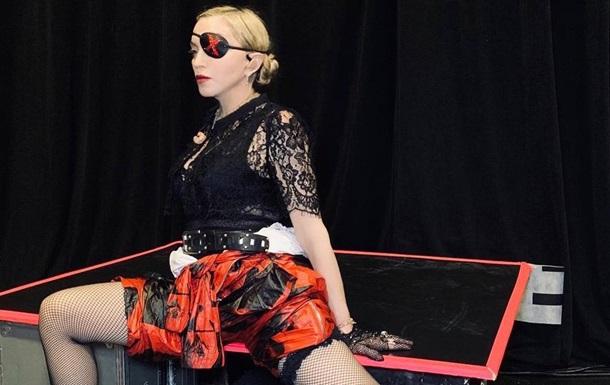 Мадонна представила трек, с которым вступи на Евровидении