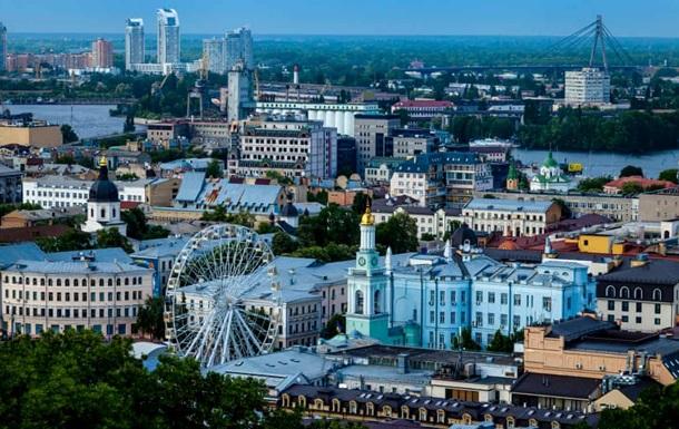 Київ є серед ТОП-10 міст з найкрасивішими видами
