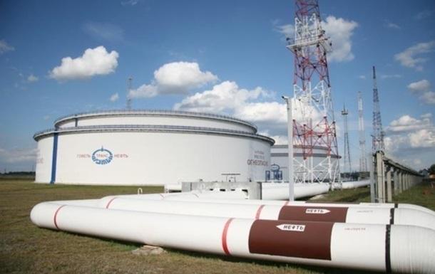 Білорусь призупинила транзит нафти в Україну