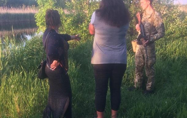 Жінки намагалися човном потрапити з РФ в Україну поза прикордонним пунктом