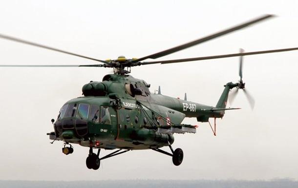 У Перу розбився військовий вертоліт, є жертви