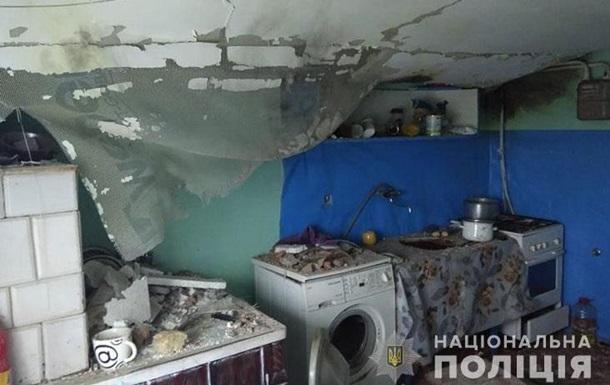 У Тернопільській області кульова блискавка залетіла в будинок і вибухнула