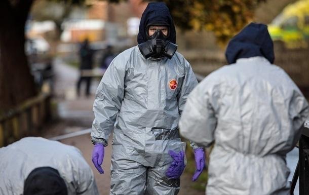 У Британії знімуть фільм про отруєння Скрипалів