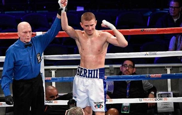 Богачук показав меншу вагу, ніж його суперник Ернандес