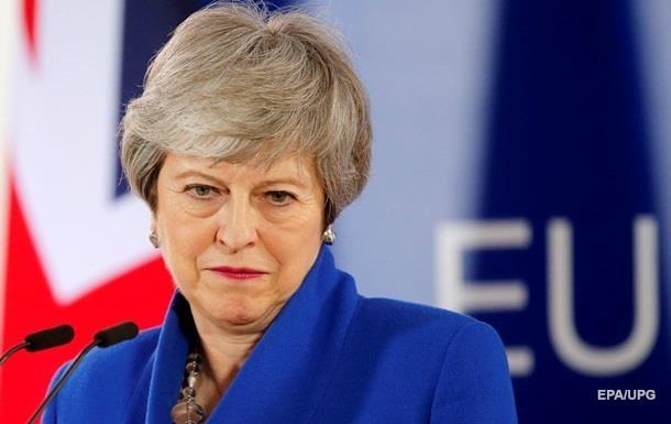 Мей запропонує варіанти поліпшення угоди щодо Brexit