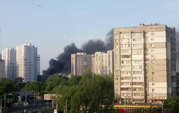Масштабные пожары в Одессе: горели склады