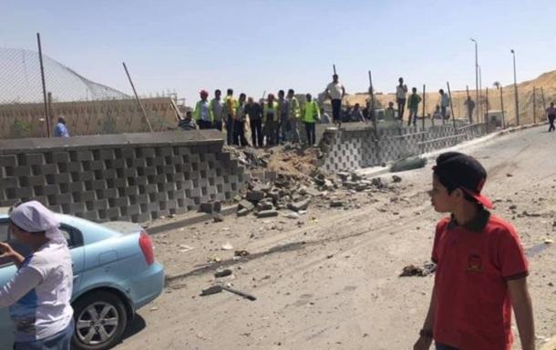 У Єгипті прогримів вибух біля пірамід Гізи, є постраждалі