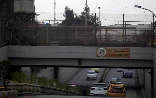Біля посольства США в Багдаді стався вибух