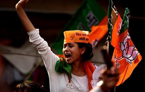 Екзит-поли: На виборах в Індії перемагає правляча партія