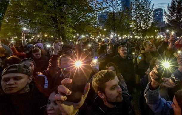 Единственный способ чего-то добиться в России - это протестовать