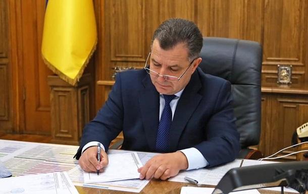 Степан Полторак подал в отставку