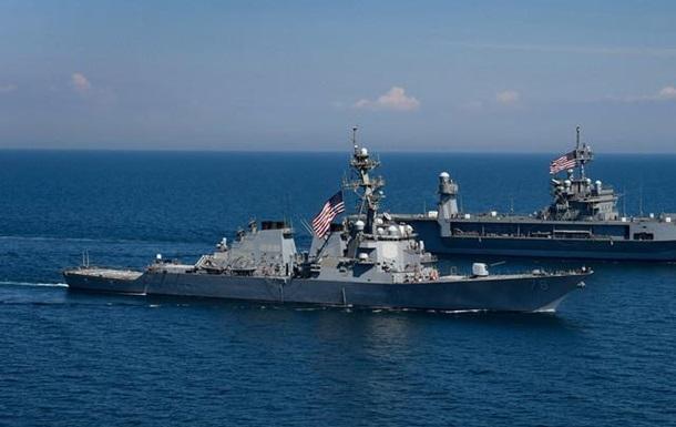 Розвідка і підтримка – цілі ВМС США в Чорному морі