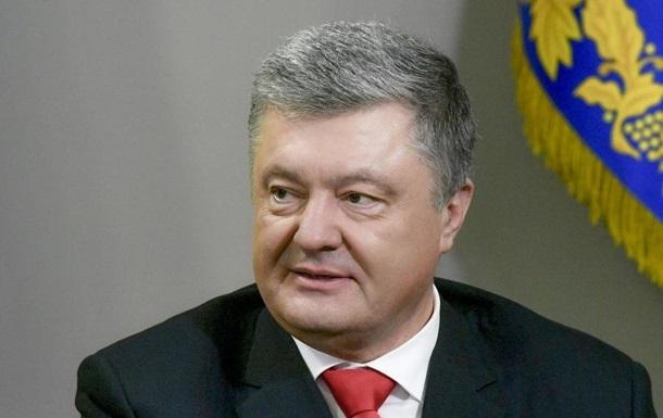 Порошенко заявив, що знову піде в президенти