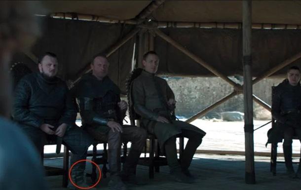У фіналі Гри престолів знайшли новий кіноляп