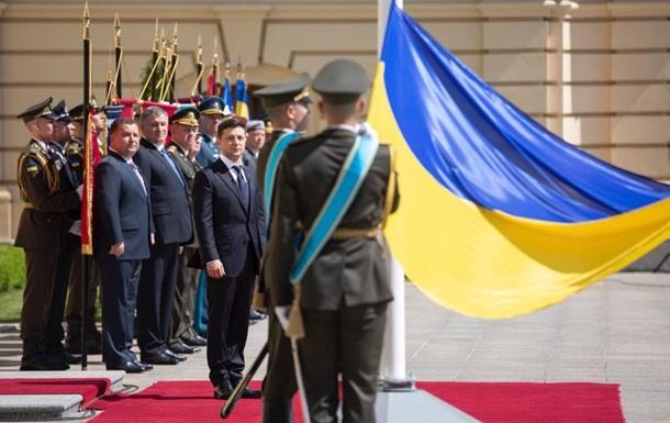 Зеленского представили командованию ВСУ