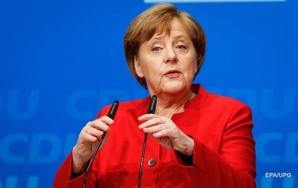 Меркель привітала Зеленського з інавгурацією