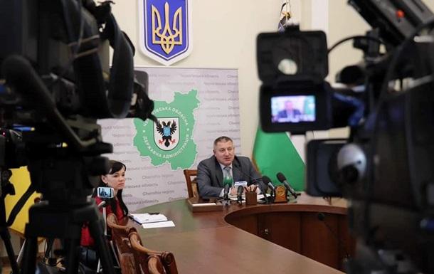 Чернігівський губернатор написав заяву про відставку