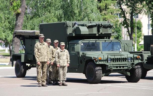 США передали Україні контрбатарейні радари
