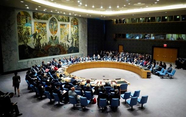 Радбез ООН відмовилася обговорювати мовний закон