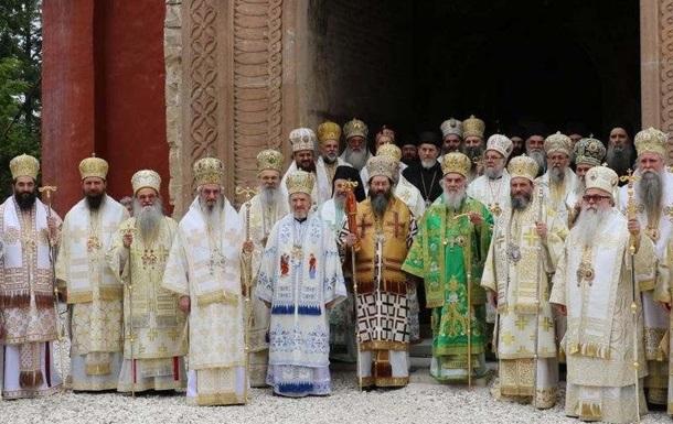 «Первый пошёл!». Сербский патриархат официально отказался признавать «СЦУ»
