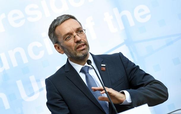 Все министры от Австрийской партии свободы подали в отставку