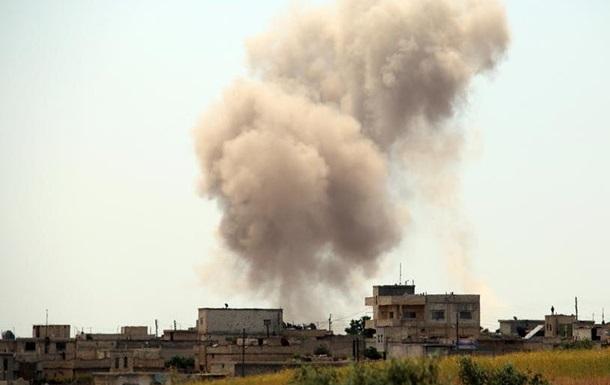 Сирія: внаслідок авіаударів в Ідлібі загинули десятеро цивільних