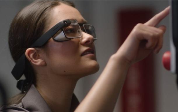 Google представил  умные  очки Glass Enterprise Edition 2