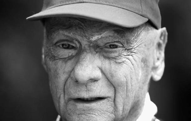 Помер легендарний чемпіон Формули 1 Нікі Лауда