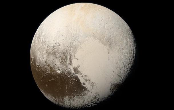 Вчені знайшли на Плутоні рідкий океан