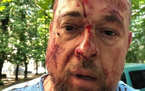 У Харкові побили активіста Нацкорпусу. 18+