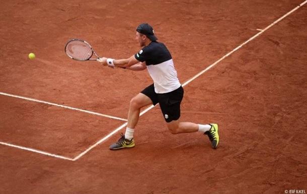Марченко програв на старті кваліфікації на Roland Garros