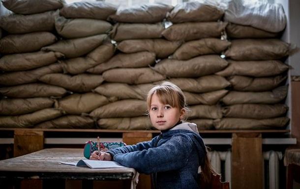 У ЮНІСЕФ заявили про різке зростання обстрілів шкіл на Донбасі